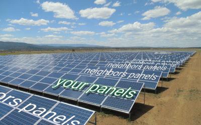 Community solar facts