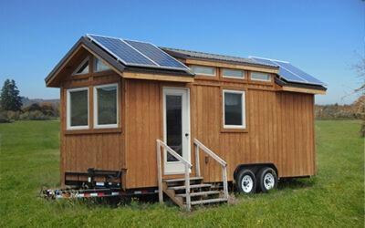 GenPro Energy's Tiny Home