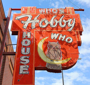 Who's Hobby House