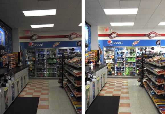 BJ's Country Store LED Lighting Upgrade