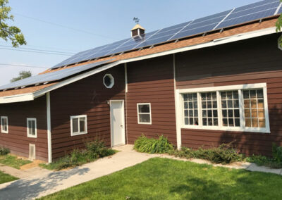 13.34kW Roof Mount Solar