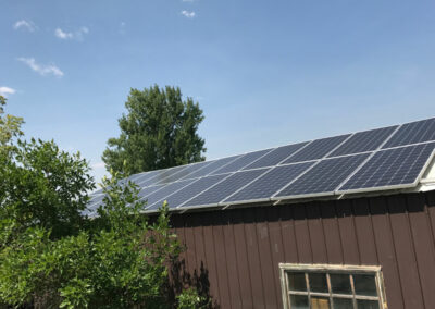 6.6kW Roof Mount Solar