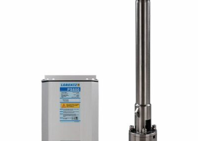 PS200 HR-04 Submersible Helical Rotor Solar Water Pump
