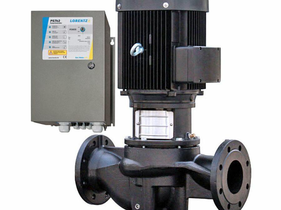 PS7k2 CS-G100-17/2 Surface Centrifugal Solar Pump System