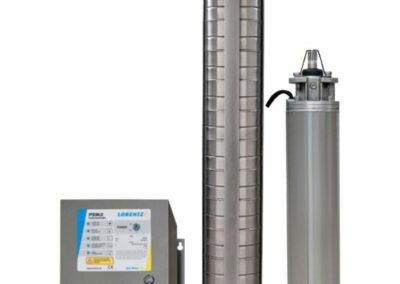 PS9k2 C-SJ17-11 Submersible Centrifugal Solar Water Pump