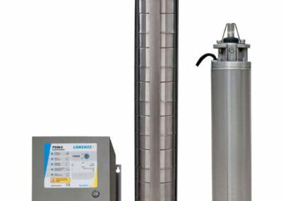 PS9k2 C-SJ30-7 Submersible Centrifugal Solar Water Pump