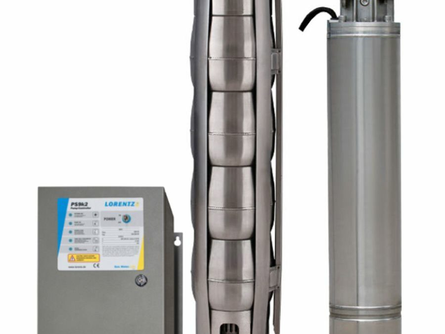 PS9k2 C-SJ42-4 Submersible Centrifugal Solar Water Pump