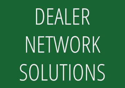 Dealer Network Solutions