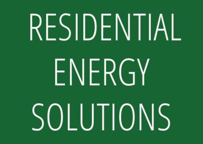 Residential Energy Solutions