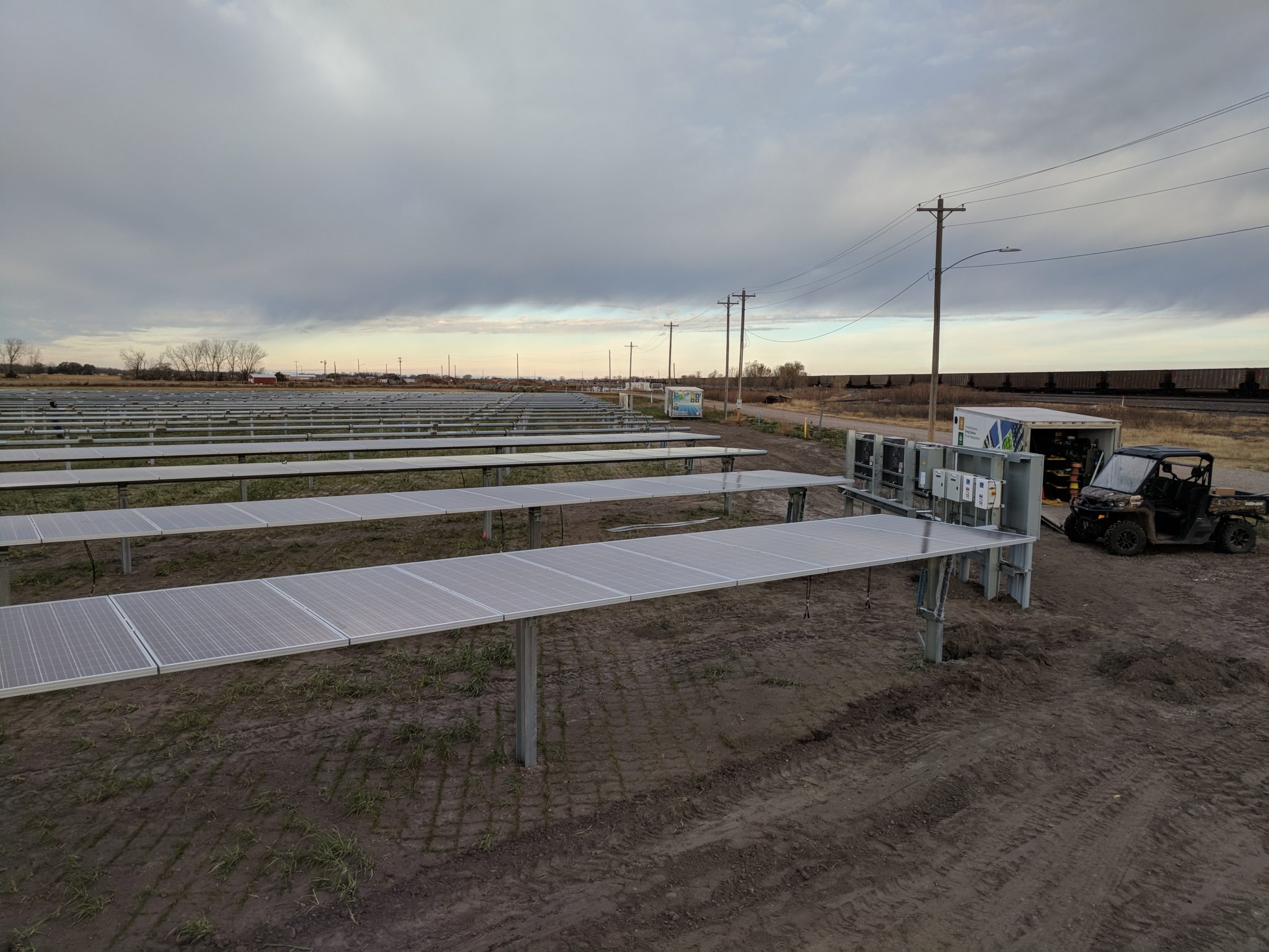 City Of Gothenburg Solar Farm Genpro Energy Solutions