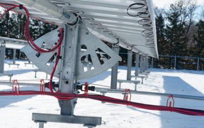 City of Atkinson, Nebraska builds innovative solar array on former fill site