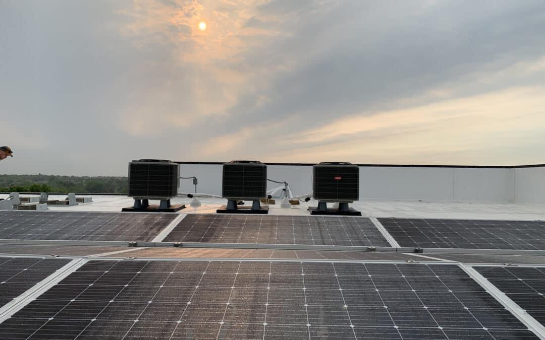 Sioux Falls Apartment Complex Solar