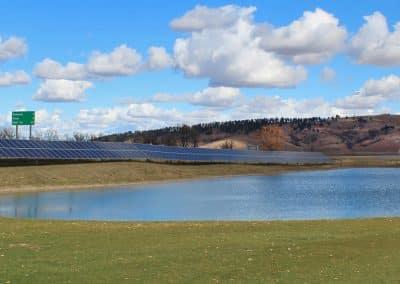Elkhorn Ridge Golf Course Solar
