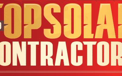 GenPro Energy Solutions Featured on 2019 Top Solar Contractors List