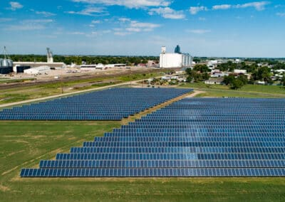 City of Gothenburg Solar Farm
