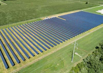 Grand Island Nebraska Municipal Solar Farm