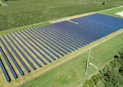 Grand Island Nebraska Municipal Solar Farm