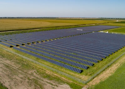 Hastings Nebraska Community Solar