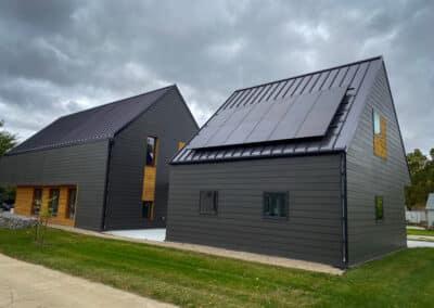 SDSU Passive Home Solar