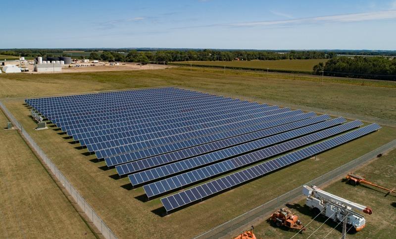 Schuyler Nebraska Solar