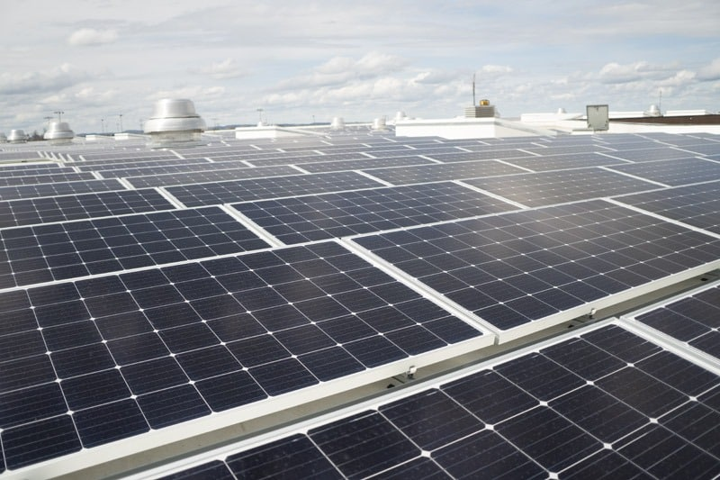 Black Hills State Young Center Solar