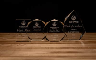 2020 GenPro Employee Awards