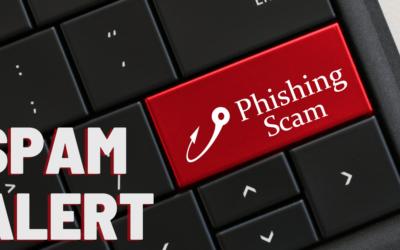 Fraudulent Emails, Sophisticated Spam Attempts