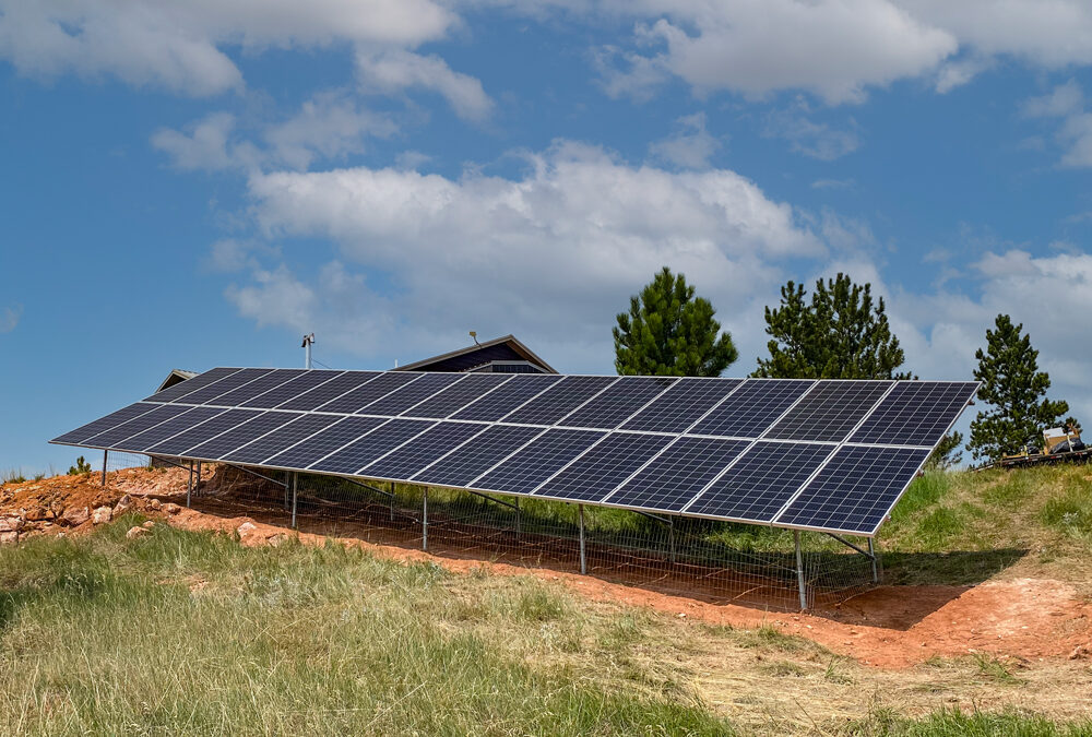 11.7 Ground Mount PV System   Spearfish, SD