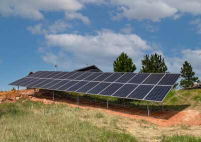 11.7 Ground Mount PV System | Spearfish, SD